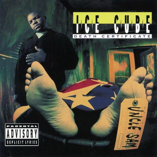 ice cube album cover