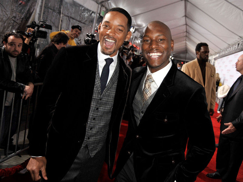 Tyrese Reveals Will & Jada Pinkett Smith Sent Him $5M To Help With Legal Fees