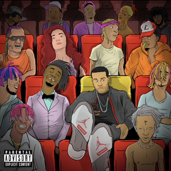 """Review: J.R. Writer's """"#IREALLYRAP"""" Isn't A Renaissance But Does Have #Bars"""