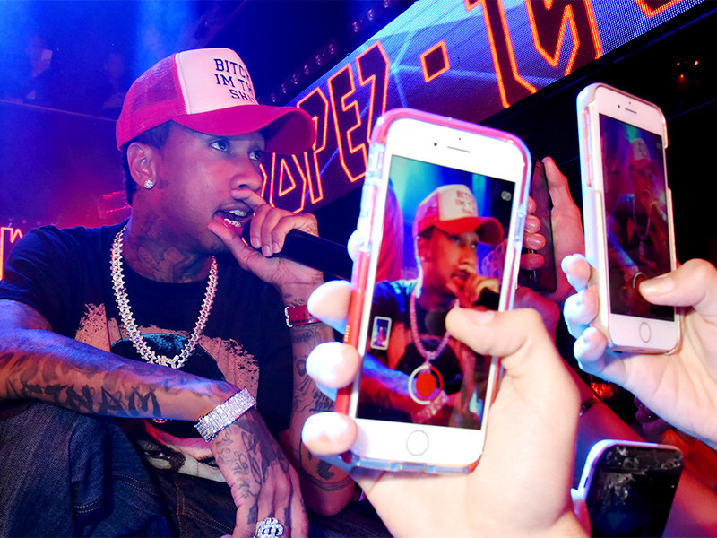 Tyga Loses $50K In Shop Burglary