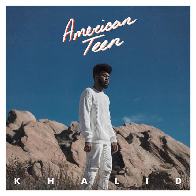 171222 Khalid - American Teen cover