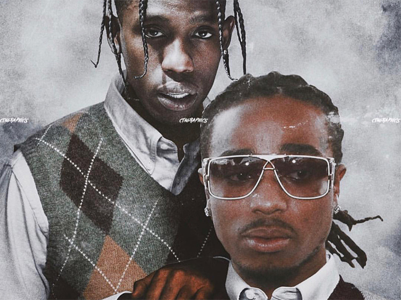 #DXHitList: Travis Scott & Quavo, Cardi B & Gucci Mane Top This Week's Spotify Playlist