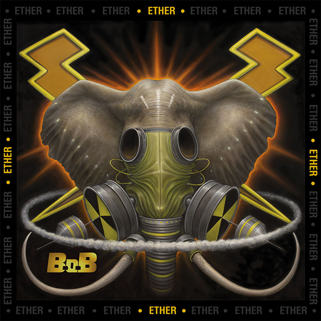 B.o.B Ether Cover