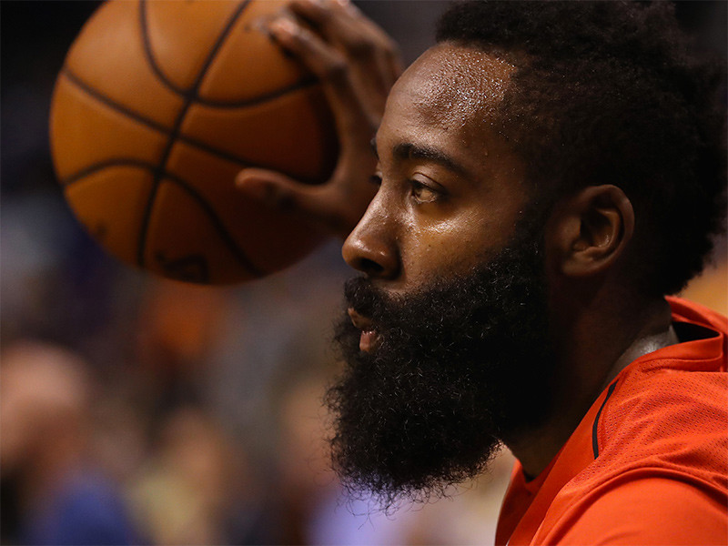 James Harden To Honor Meek Mill At Next NBA Game Following Prison Visit