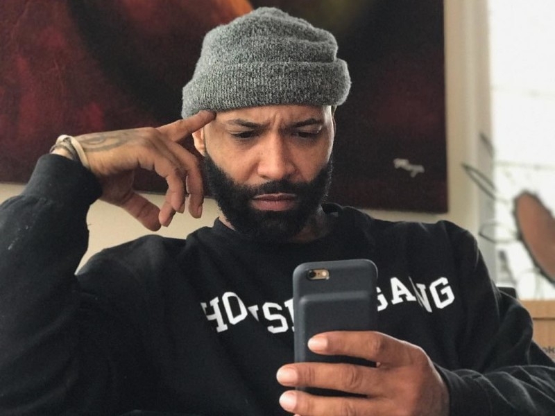 Joe Budden Leaves Everyday Struggle