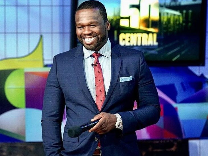 50 Cent Extends Starz Contract With 8-Figure Deal