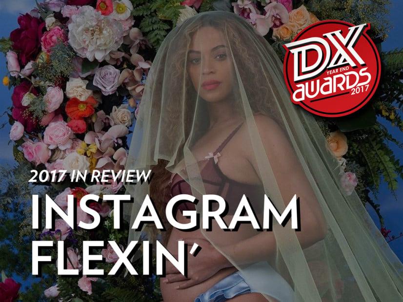 2017 In Review — Instagram Flexin'