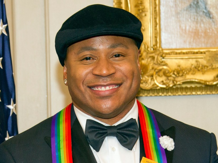 LL Cool J Makes History As Kennedy Center's 1st Hip Hop Honoree