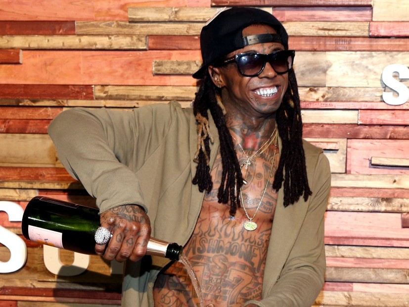 "Lil Wayne To Be Honored With BET's ""I Am Hip Hop"" Award"