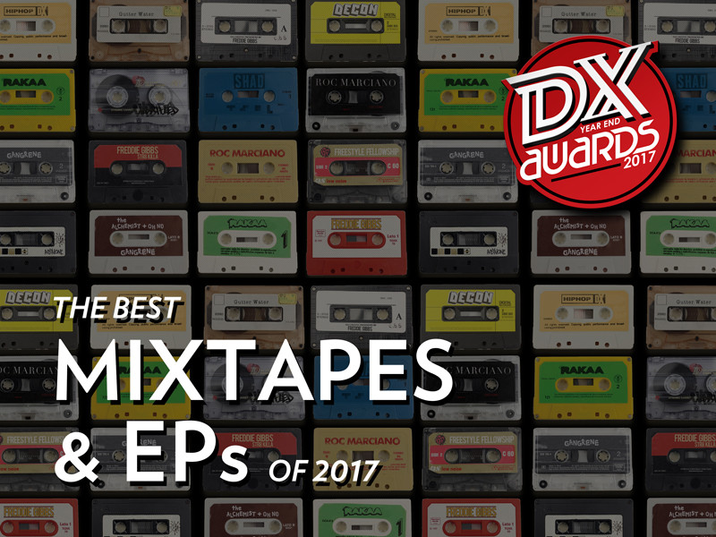 The Best Mixtapes & EPs Of 2017