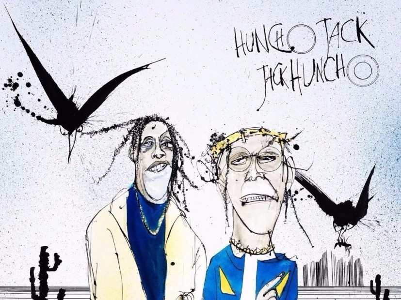 "Review: Quavo & Travis Scott Stick — & Get Stuck To The Formula On ""Huncho Jack, Jack Huncho"""