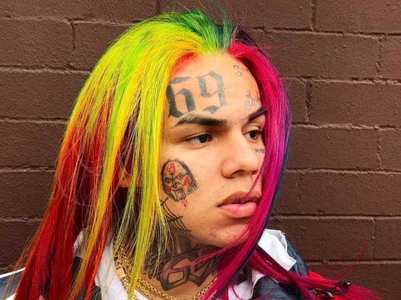 Tekashi 6ix9ine Gets Roasted By The Game But Supported By 50 Cent