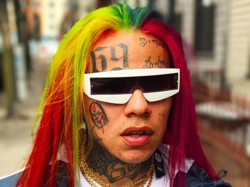 Here's How Tekashi 6ix9ine Has Responded To His Sex Crime Allegations