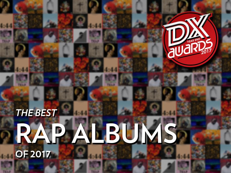 The Best Rap Albums Of 2017