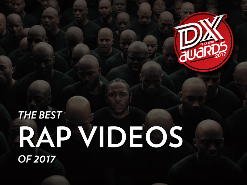 The Best Rap Videos Of 2017