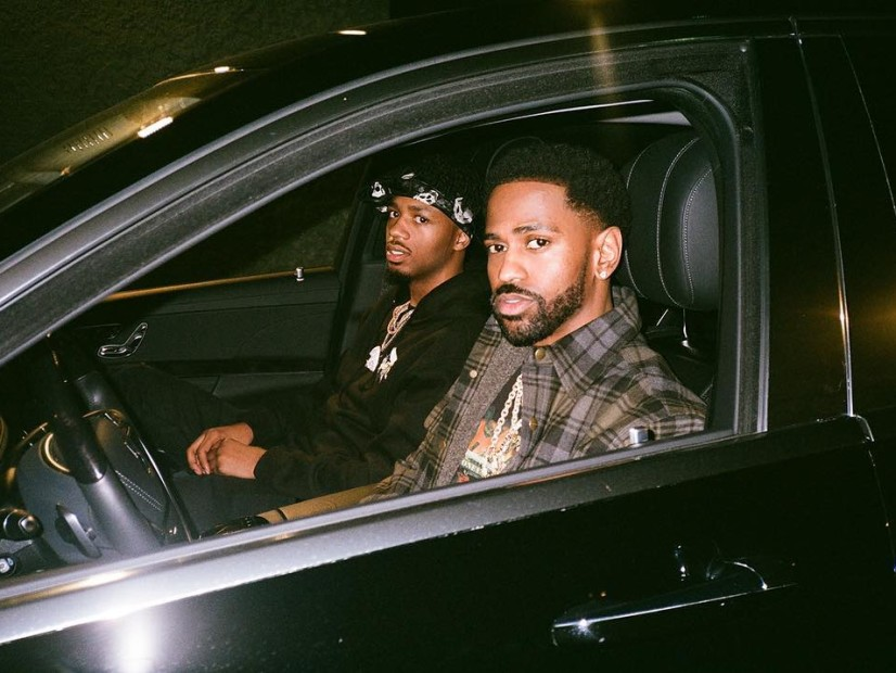 Big Sean Is Letting Fans Choose His Upcoming Tour's Setlist