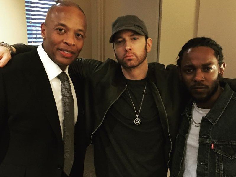 Is Eminem Afraid To Give Us A Pure Hip Hop Album?