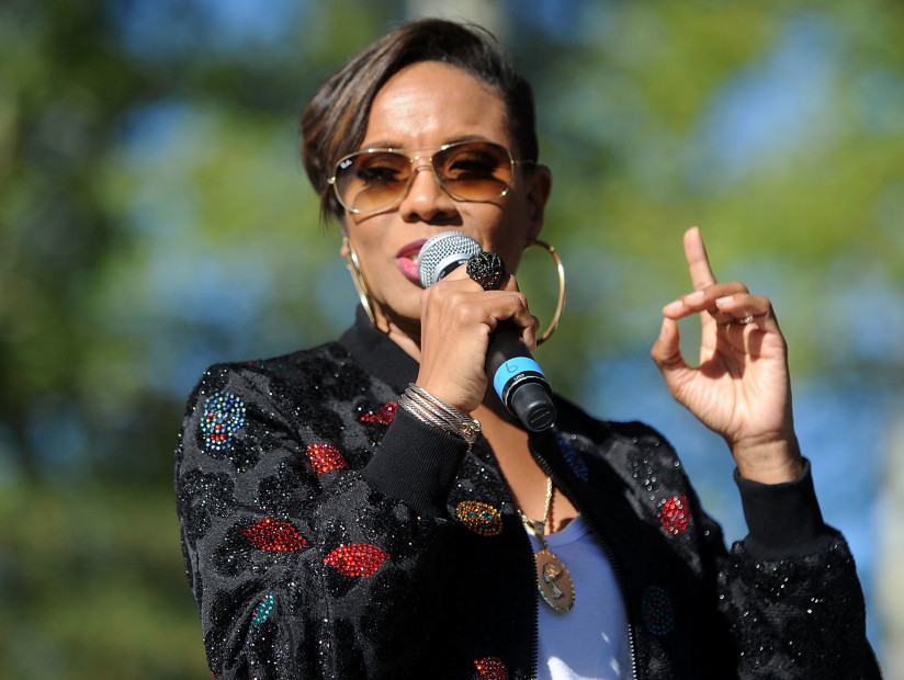 MC Lyte Opposes Sexual Harassment & Calls For Rules Of Engagement Mandates