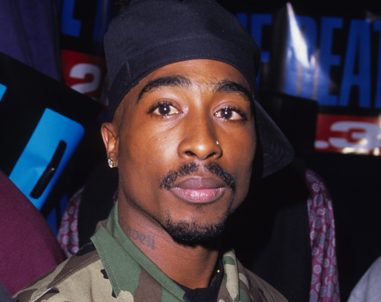 Tupac's 1st Inmate Identification Card Is Going Up For Auction