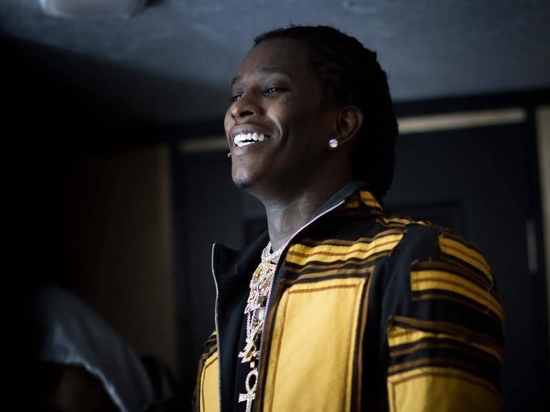Young Thug Brings The Wheelchair-Blessed Swedish Fan On The Stage