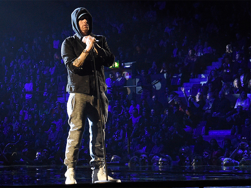 Eminem Lands 4th Headlining Festival Gig This Year With Bonnaroo