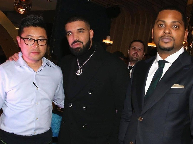 Chef Antonio Park Dishes About New Menu For Drake's Pick 6ix Restaurant
