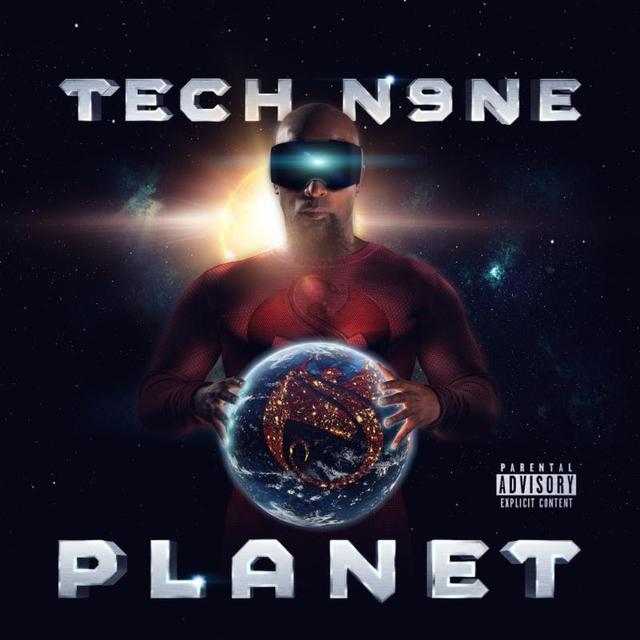 Tech N9ne's Planet album