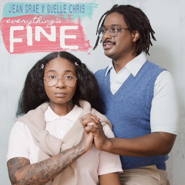 Jean Grae & Quelle Chris Collab Album