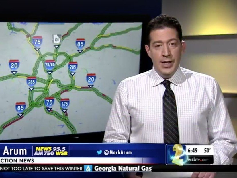 "WSBTV's ""Lyrics To Go"" Traffic Report Honors ATCQ's ""Midnight Marauders"" 25th Anniversary"
