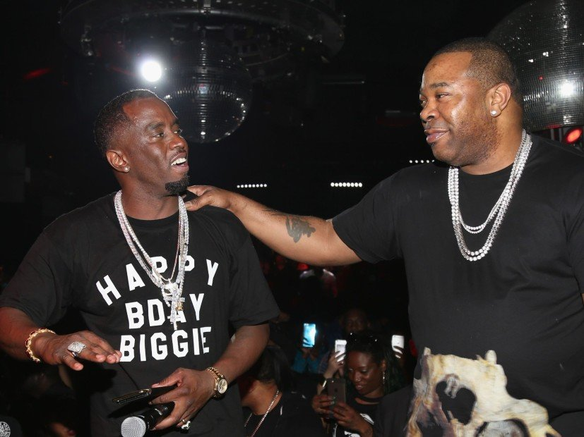 Busta Rhymes Applauds Diddy's Rumored $1M Offer To H&M Model In Controversial Ad