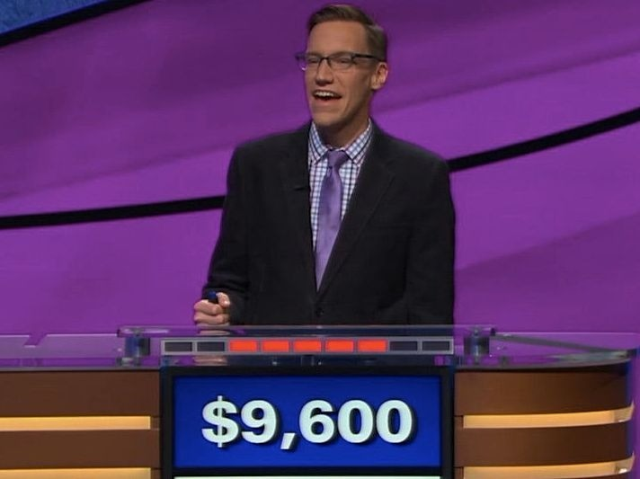 """Jeopardy"" Contestant Loses Money For Not Keeping It ""Gangsta"""