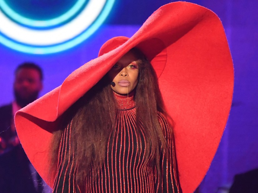 Erykah Badu Defends Hitler While Sharing Other Unpopular Opinions