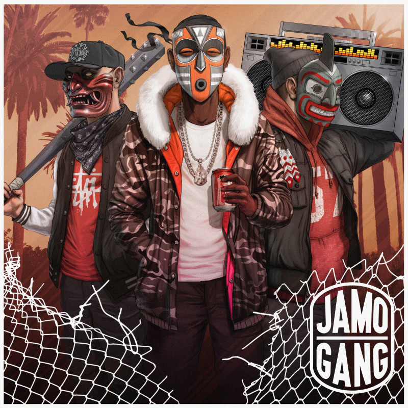 280118 Jamo Gang EP