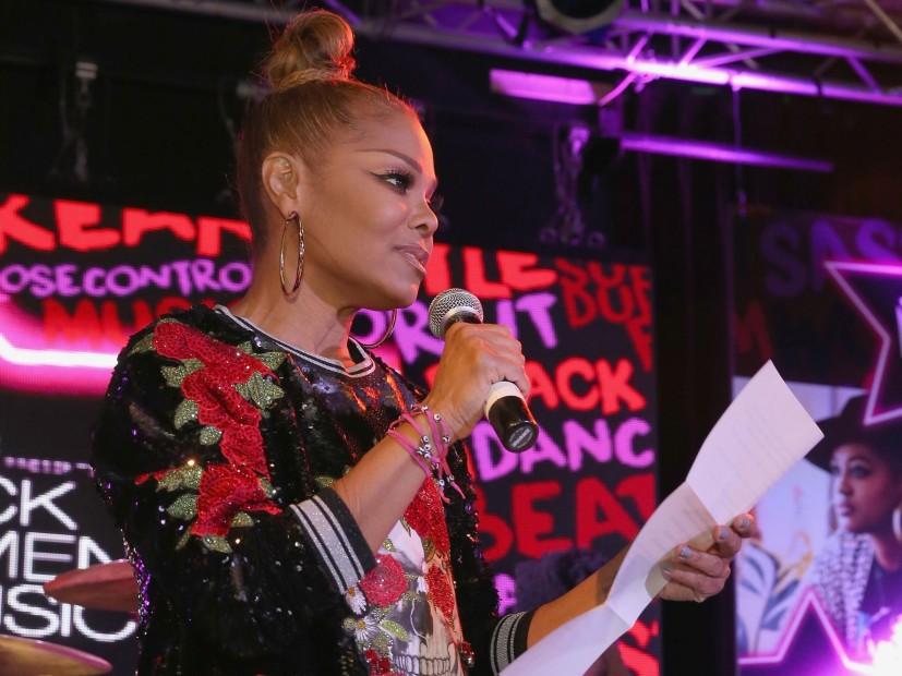 Missy Elliott Breaks Down During Janet Jackson's Essence Speech