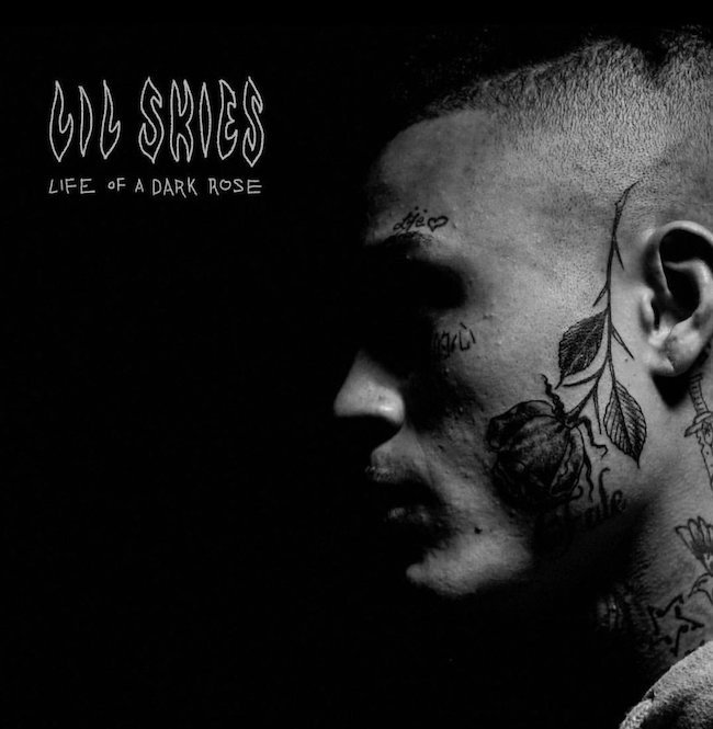 "Review: Lil Skies' ""Life Of A Dark Rose"" Debut Shows Potential, But Eh"