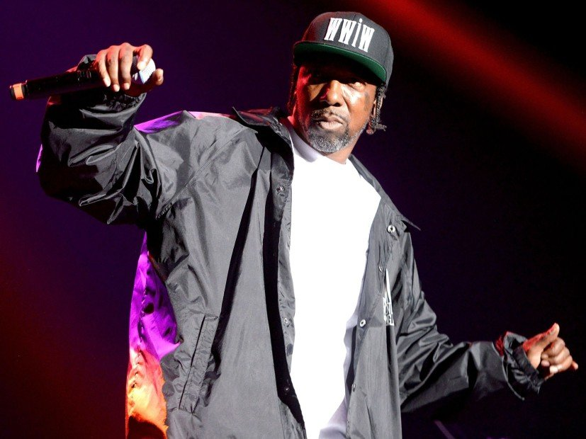 MC Eiht Hospitalized With Pancreatitis — Not Coronavirus