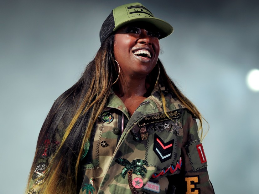 "Missy Elliott Inducted Into Songwriters Hall Of Fame: ""This Is Big For Hip Hop"""
