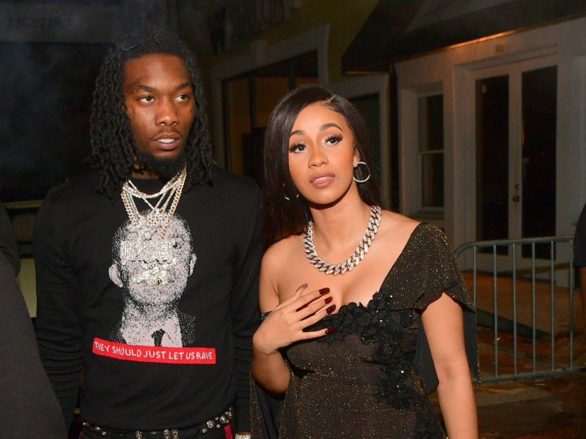 "Cardi B Explains Puerto Rico Rendezvous With Offset: ""I Just Needed To Get Fucked"""