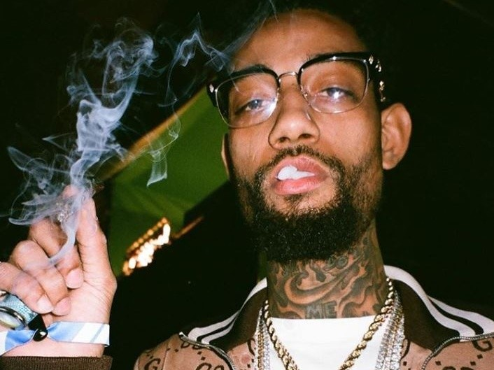 PnB Rock Pees On Hotel Carpet After Getting Kicked Out For Smoking Weed