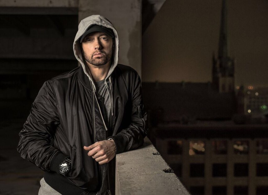 "All The Rappers Eminem Calls Out On ""Kamikaze"""