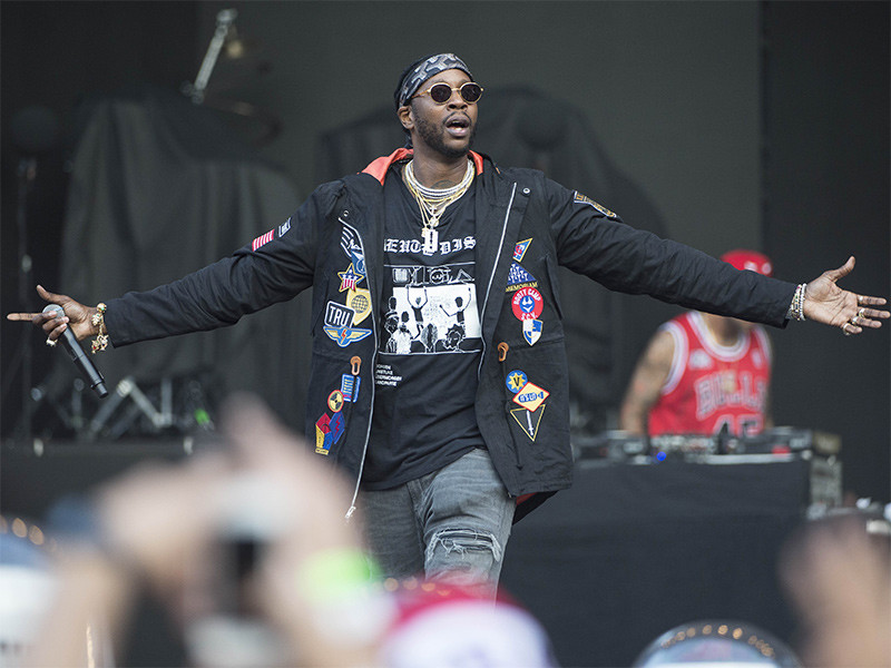 """2 Chainz Surprises Fans With """"The Play Don't Care Who Makes It"""" EP"""