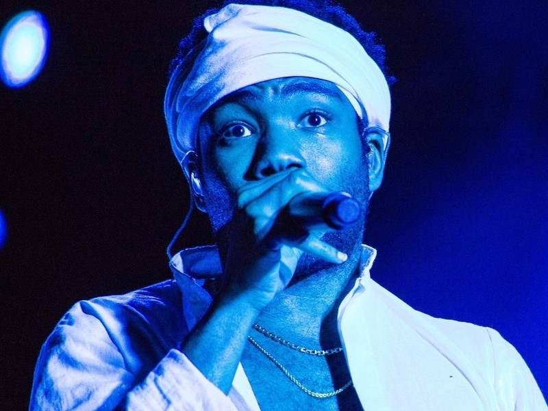 """Donald Glover Calls Himself """"The New Tupac"""""""