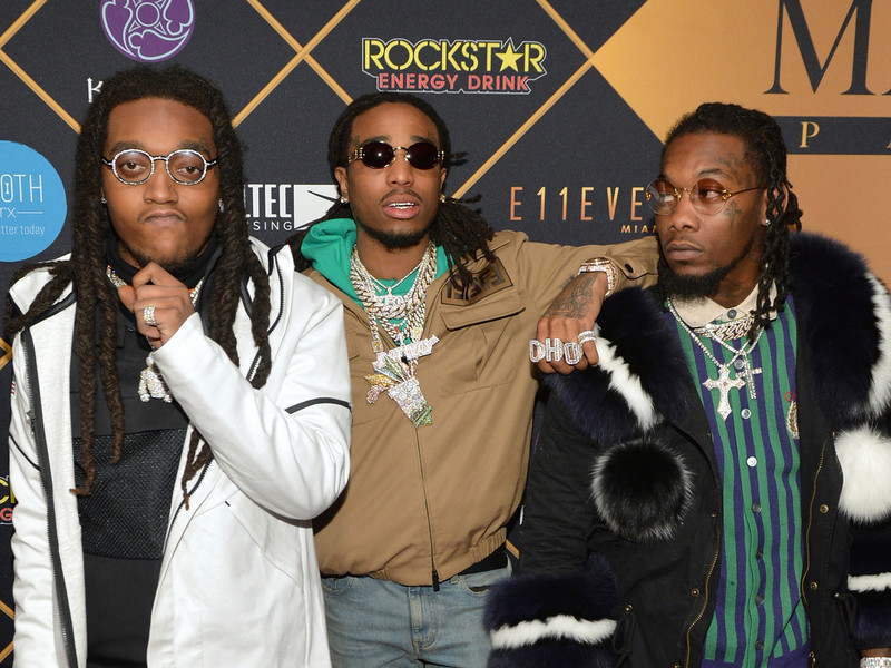 Migos Claims Grammys Cheated Them Out Of Best Rap Album Win