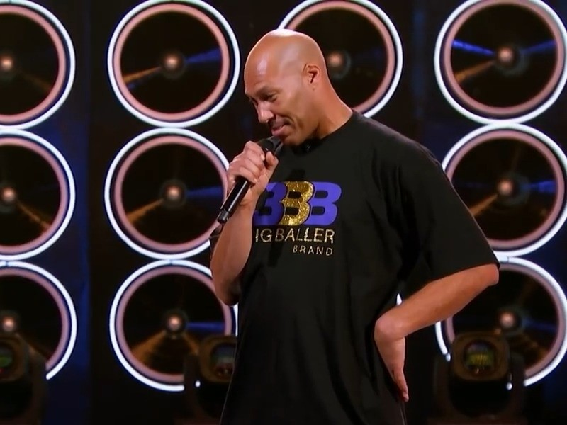 "LaVar Ball Butchers Nas Classic On ""Lip Sync Battle"""