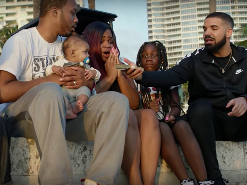"Drake Celebrates ""God's Plan"" Becoming His Longest-Running #1 Single"