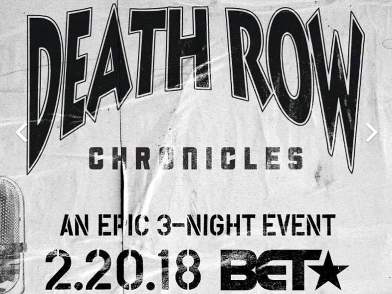 "BET's ""Death Row Chronicles"" Shares Suge Knight's Side Of The Story"