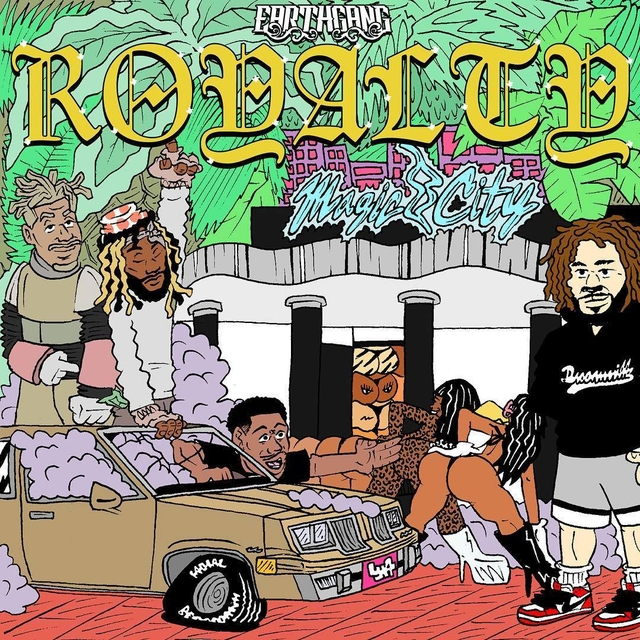 EarthGang Drops Royalty