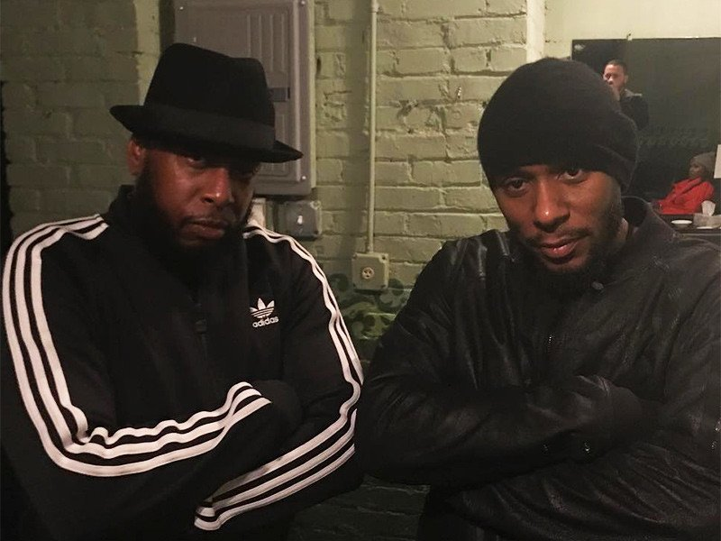 Yasiin Bey Confirms He's Recorded 1st Verse For New Black Star Album