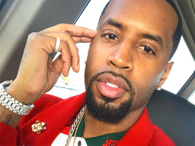 Safaree's Leaked Nudes Send Internet Into Thirst-Fueled Frenzy