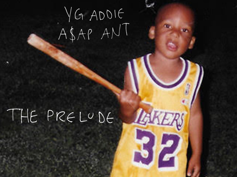 """A$AP Ant Releases Debut EP """"The Prelude"""""""